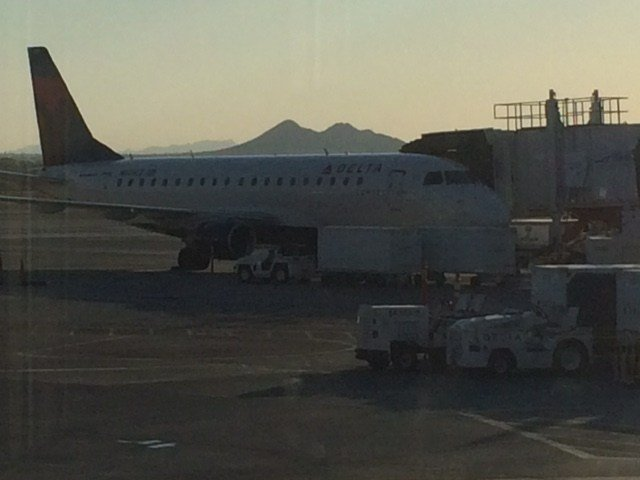 Fighter jets intercept passenger plane over disruptive man