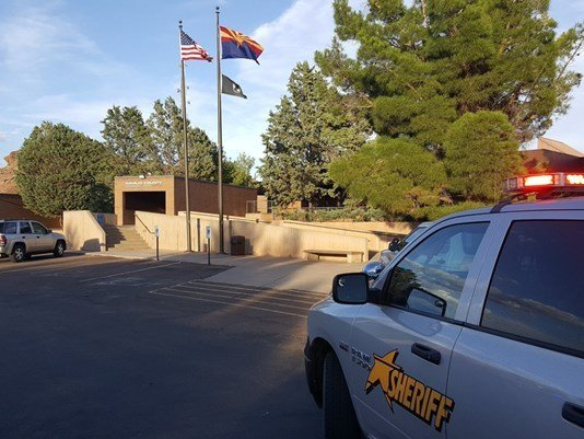 Shooting at Arizona courthouse claims 2 women