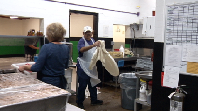 850 enjoyed pre-Thanksgiving meals at Springfield Rescue Mission