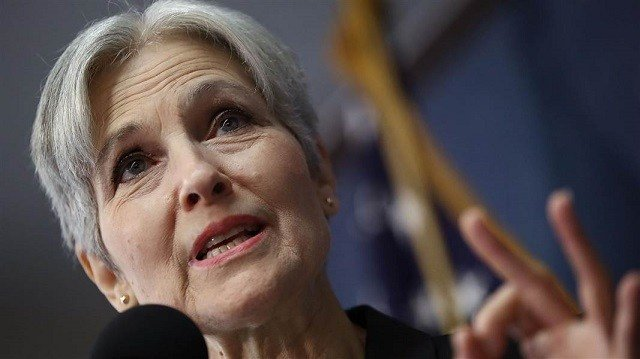 US Green Party candidate Jill Stein files for recount in Wisconsin