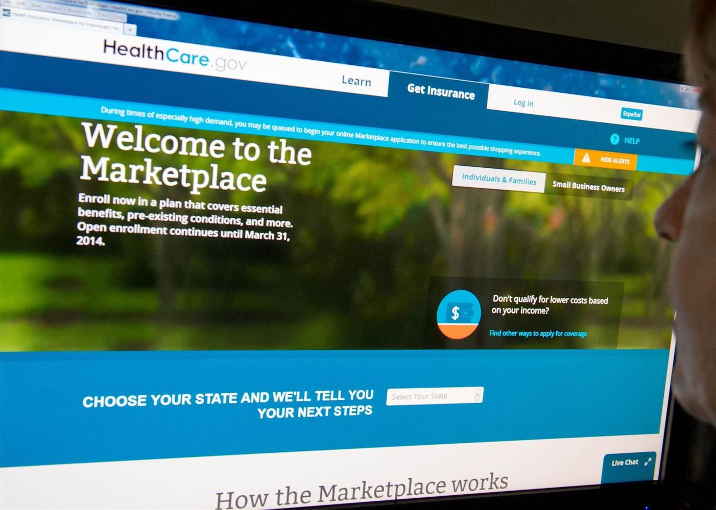 Florida drives surge in Obamacare enrollment