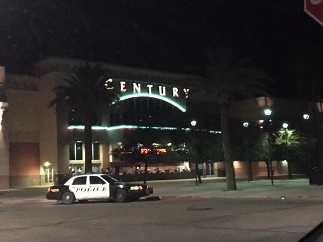 century 20 el con movie theater evacuated after a