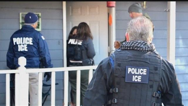 ICE warns Harvey victims of people impersonating immigration agents