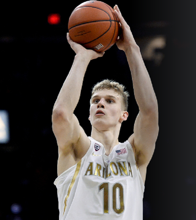 Lauri Markannen, UA Forward (Photo: DraftExpress.com)
