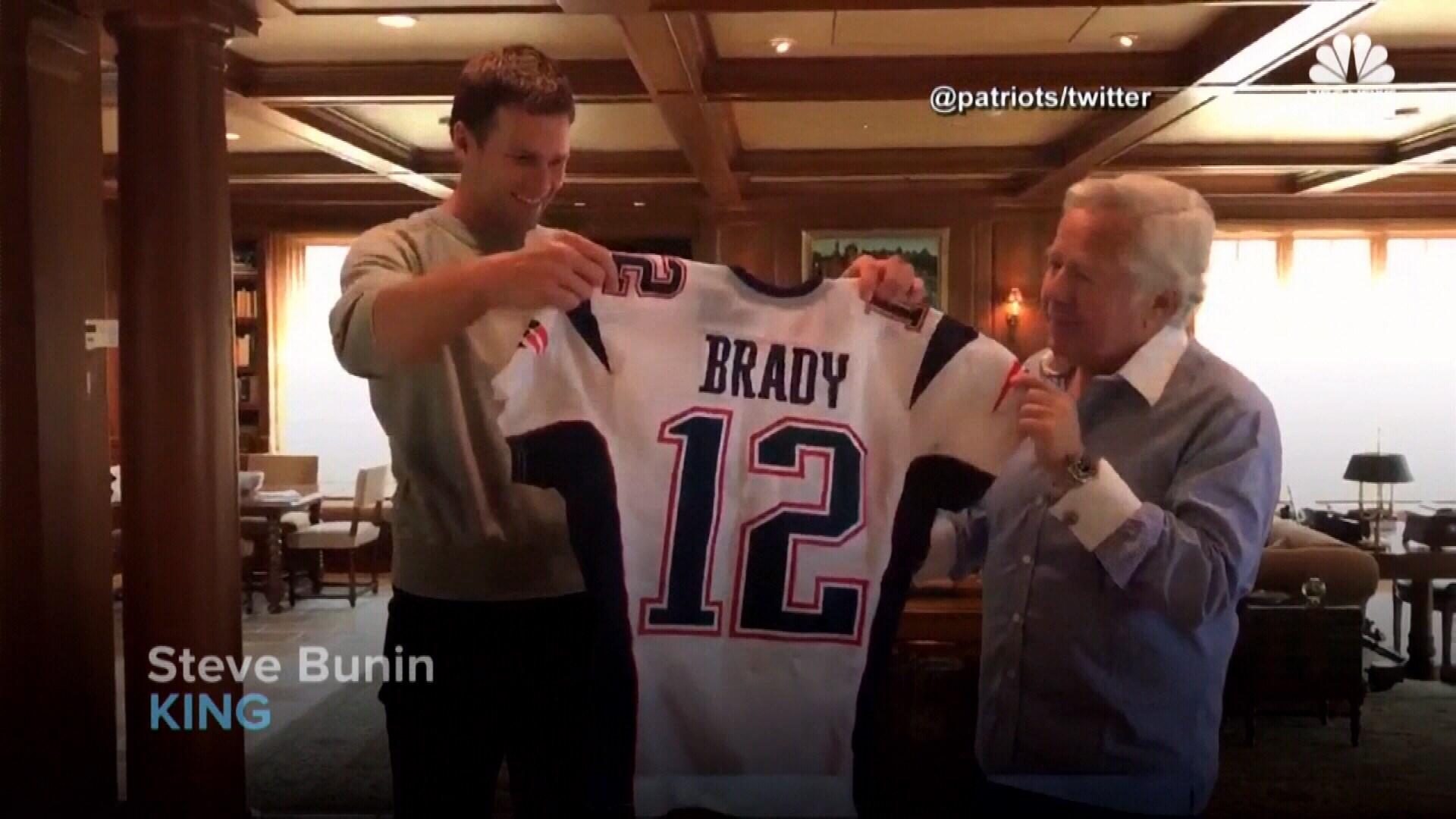 Magician David Blaine Eats Glass Hand-Fed by Tom Brady