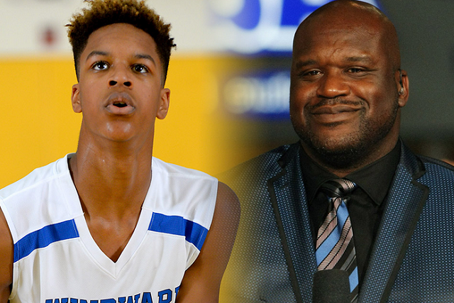 Shareef O'Neal, son of NBA Hall of Fame center Shaquille O'Neal (Photo: Scout.com)