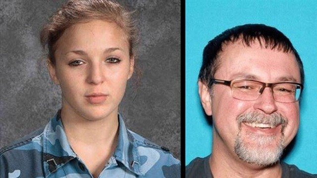Fleeing With Student, Teacher Took Guns, Cash and Wife's Car