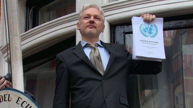Julian Assange (CNN photo)