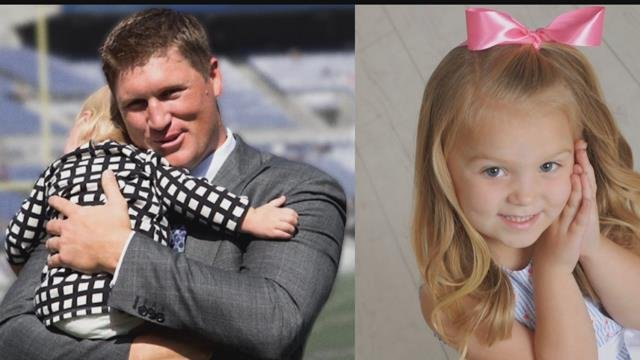 #HugsFromHollyDay spreads kindness to celebrate the life of Todd Heap's daughter