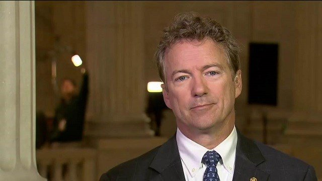 Rand Paul, NBC News photo