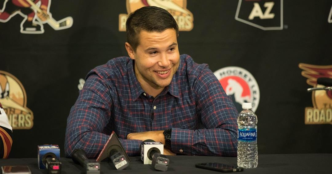 Craig Cunningham named as pro scout for Tucson Roadrunners