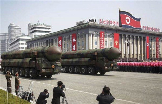 Latest DPRK missile test lands in Japan waters