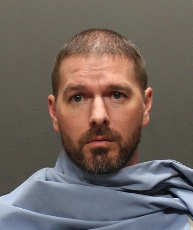 Joshua Lelevier, 37, has been charged with first-degree murder and abandoning or concealing a body in the death of his 13-year-old stepdaughter Jayden Glomb. (Photo: Pima County Sheriff's Dept.)