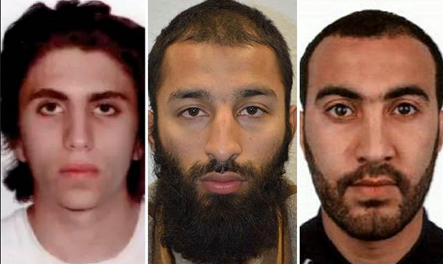 London attacker had been refused UK asylum