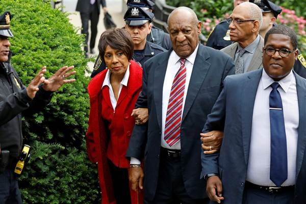 Bill Cosby's Testimony Read At His Sexual Assault Trial