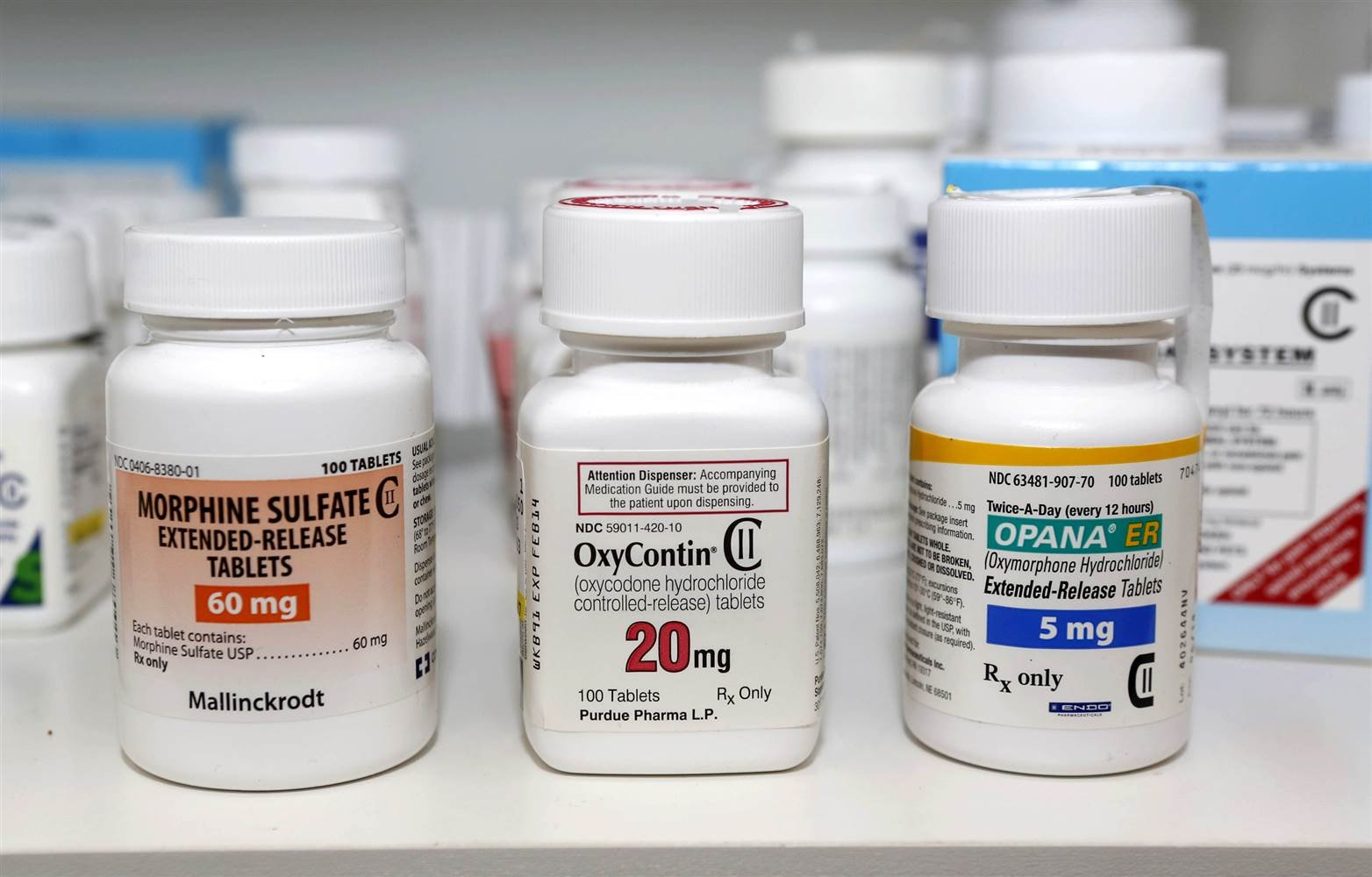FDA requests first opioid removal from market after abuse sparks HIV outbreak