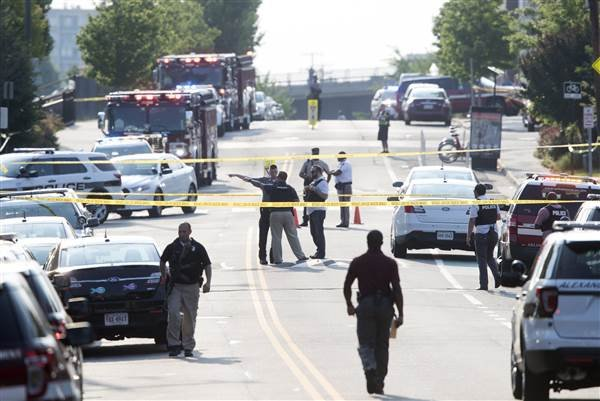 ND, Minn. leaders respond to ballpark shooting wounding GOP leader