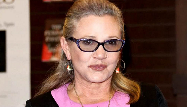 Carrie Fisher's autopsy report shows she had traces of heroin, other opiates and MDMA, which is also known as ecstasy, in her system when she died. (Photo: NBC News)