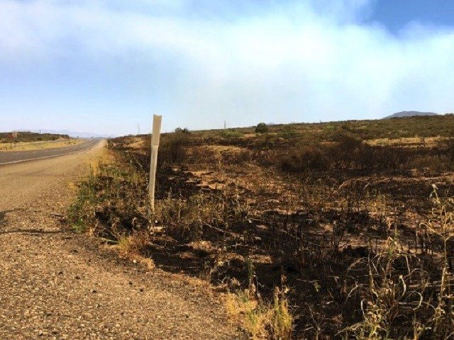 The Goodwin Fire Is 53% Contained With Over 27-Thousand Acres Burned