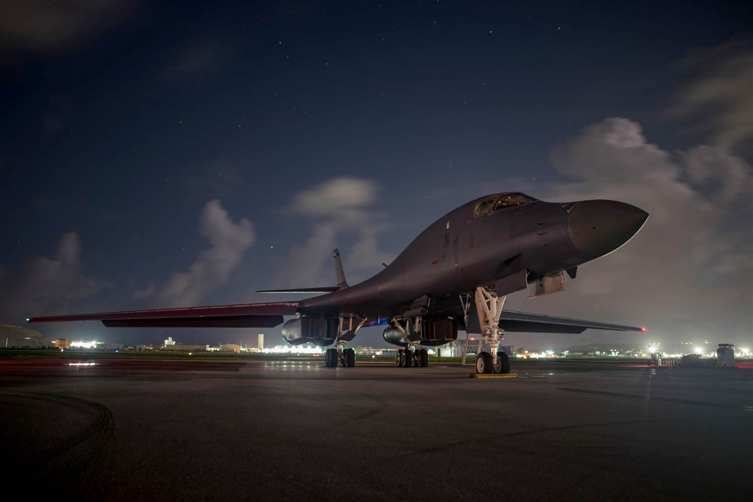 United States bombers fly over Korean Peninsula after North Korea missile test