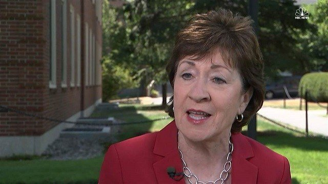 Susan Collins, NBC photo
