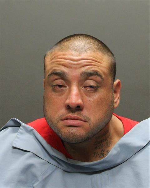 Booking photo of Francisco Santos Dorame courtesy of Tucson Police Dept.