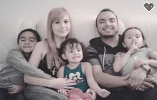 Authorities say Hector Garnica, 27, is still missing. His wife and three kids were killed in the flashflood. A GoFundMe Account has been set up for the family, https://www.gofundme.com/please-help-out-hector-and-family(Photo: GoFundMe)