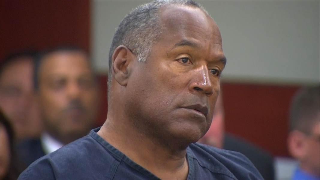 OJ Simpson could be paroled at Thursday hearing