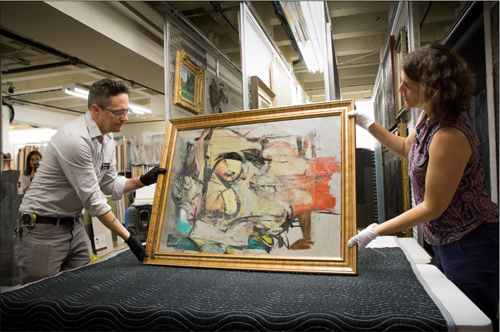 His 'Cool' Find at Estate Sale Was a Stolen Masterpiece