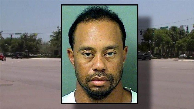 Tiger Woods Had 5 Drugs in His System at Arrest