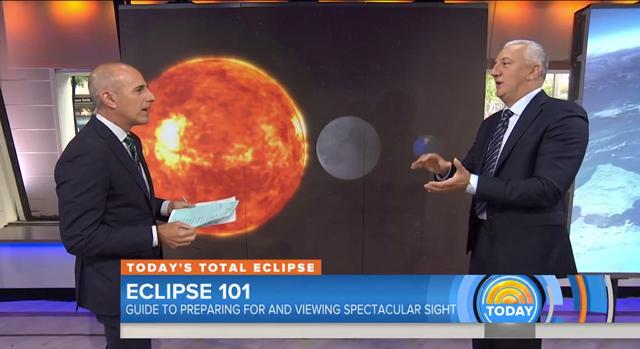 eclipse astronaut