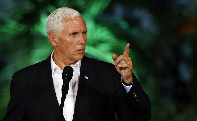VP Mike Pence visiting Phoenix on tax policy tour