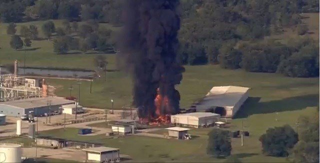 Crosby chemical plant explosion