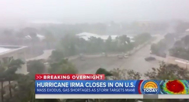 Hurricane Irma makes landfall in Florida, wreaking destruction