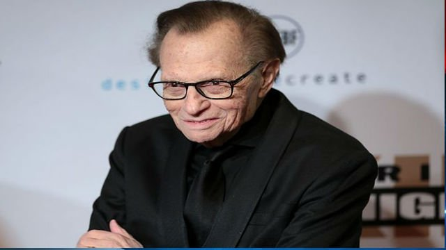 Larry King reveals he's recovered from a secret battle with lung cancer