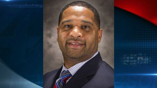 "Emanuel ""Book"" Richardson, Arizona Basketball Assistant Coach (Photo: University of Arizona)"