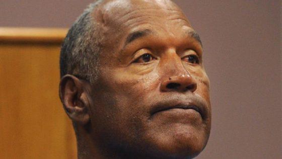 OJ Simpson released from Nevada jail