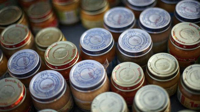 Man charged with poisoning baby food in extortion plot