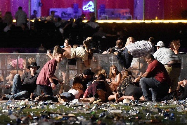 Brother of Vegas gunman speaks out
