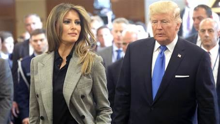 Could Melania Trump to be 'blacklisted' in NY  by Ivana Trump?
