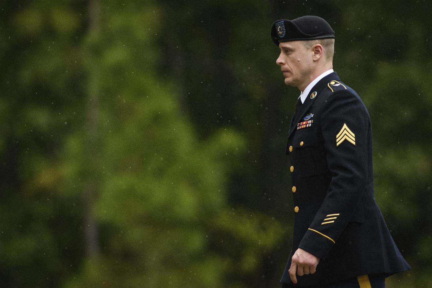 Bergdahl, facing sentencing, says Taliban treated him better than Army