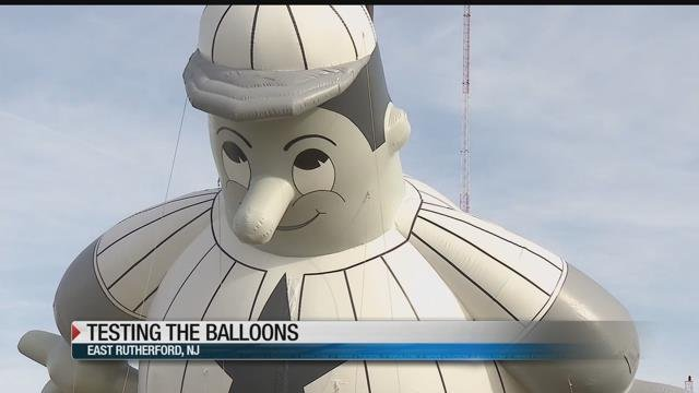An old favorite balloon returns to the Macy's Thanksgiving Day Parade