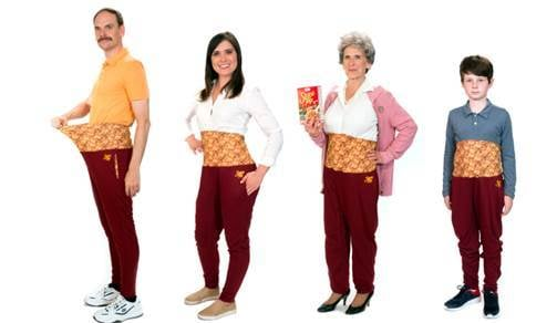 Stove Top's Stretchy Thanksgiving Dinner Pants All Gobbled Up