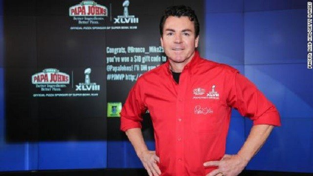 Papa John's apologizes for blaming disappointing sales on National Football League protests