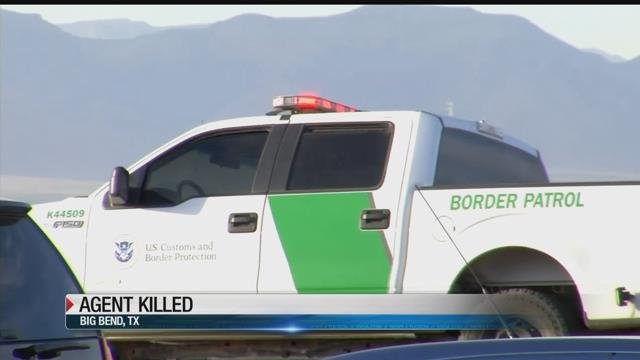 Big Bend Border Patrol agent dies in the line of duty
