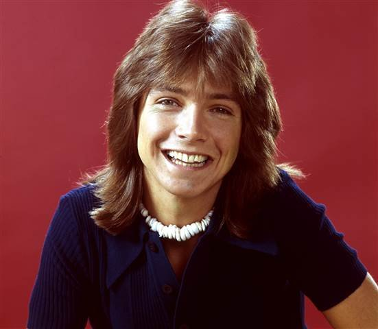 David Cassidy, former Partridge Family star, dies aged 67