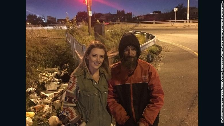 New Jersey woman raises $325000 for homeless Samaritan