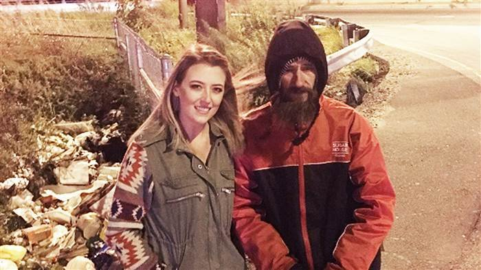 Woman raises money for homeless man who gave her his last $20