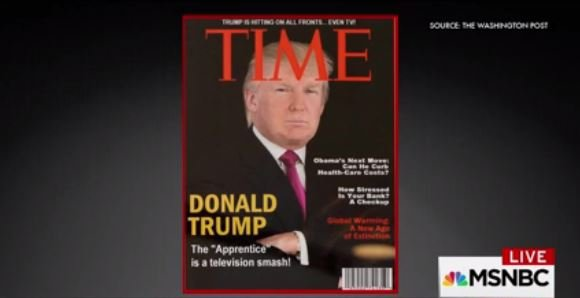 Time denies Trump claims over person of the year award
