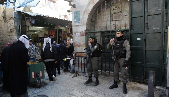 Hamas calls for Palestinian uprising in response to Trump's Jerusalem plan